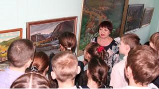 В Музее Ивана Ярыгина