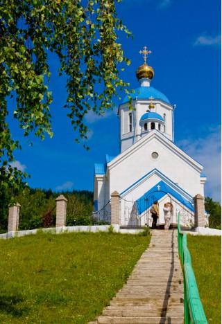 Храм Святой Преподобной Евфросинии (Евдокии)