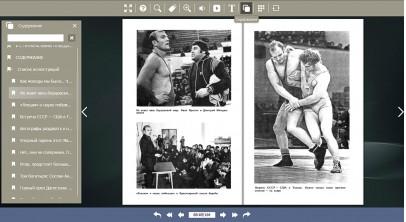 Скриншот разворота книги исполняемого файла