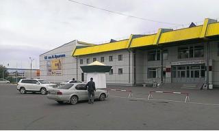 Спортивный комплекс имени Ивана Ярыгина в Кызыле (Тува)